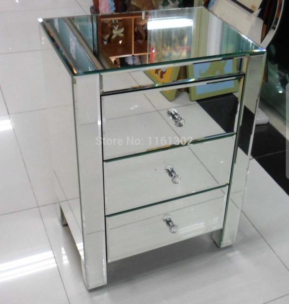 ¿Que costaría una mesa en espejo así?