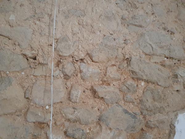 ¿Qué mortero para pared de piedra natural me recomiendan?