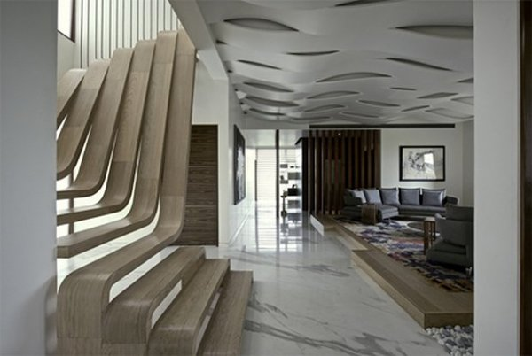 ¿Cuánto me costaría una escalera de este tipo?