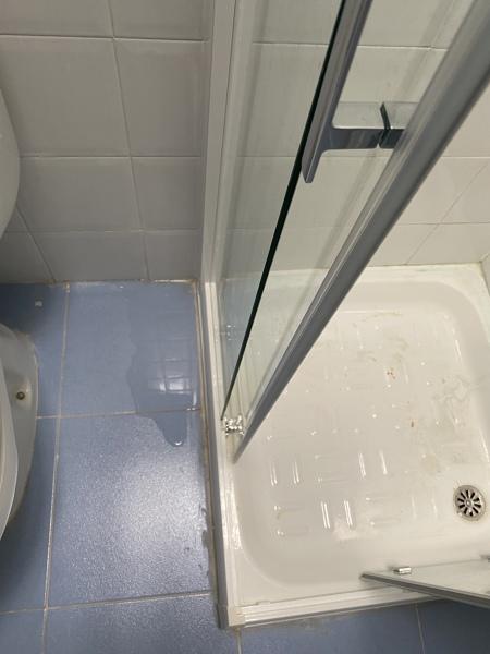 ¿Por qué aflora agua en el baño?