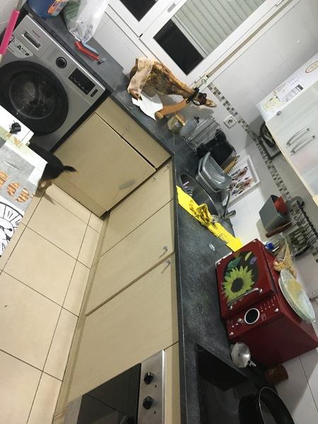 ¿Cuánto me costaría cambiar una encimera de una cocina?