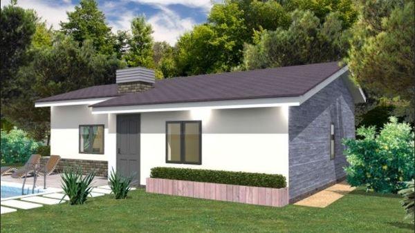 ¿Cuánto me costaría hacer una casa de planta baja?