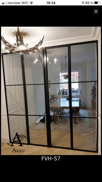 ¿Cuánto me costaría una puerta metálica similar a estas?