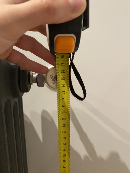 ¿Podría intercambiar dos radiadores de sitio?