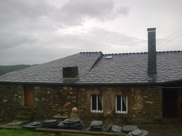 Presupuesto tejado a dos aguas online habitissimo for Tejados de madera a dos aguas