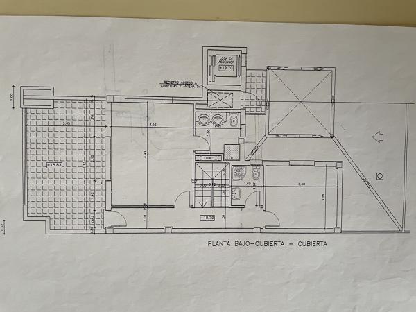 ¿Puedo construir en la cubierta de un ático dúplex?