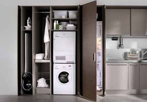 Cocina y lavadero juntos habitissimo for Lavadero de cocina con mueble