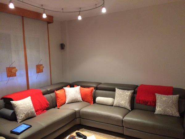 C mo decorar la pared del sal n habitissimo - Como decorar las paredes del salon ...