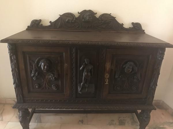 ¿Cuánto costaría pintar este mueble?