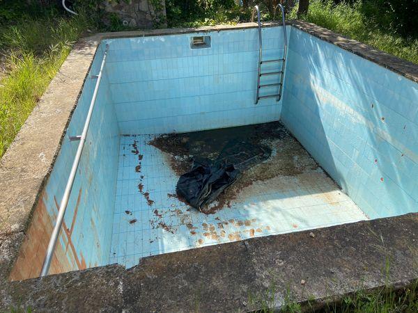 ¿Cuánto costaría poner en marcha una piscina de obra que lleva 10 años sin funcionar?