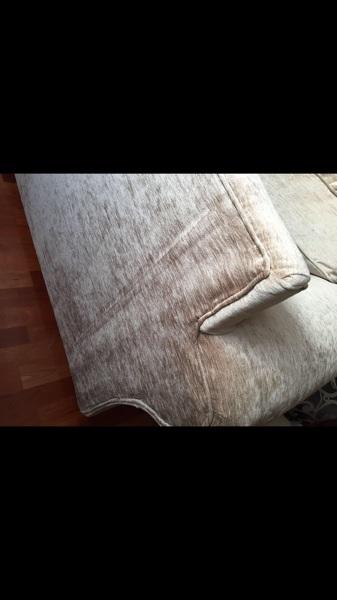 ¿Por qué ningún tapicero quiere hacerme un informe sobre el trabajo de retapizado de dos sofás que me acaban de hacer?