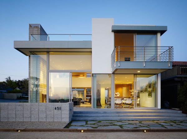 Una casa con muchos cristales ¿presentará grandes pérdidas térmicas ...