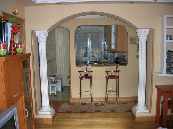 Cu nto costar a hacer un arco decorativo como este - Cuanto me costaria construir una casa ...