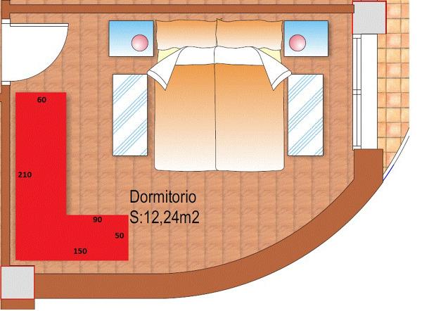 ¿Cuánto cuesta hacer un armario?