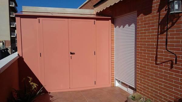 Cu nto costar a un armario para terraza habitissimo for Precio armario aluminio terraza