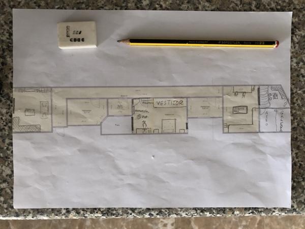 ¿Cuánto me costaría alisar paredes y techos?