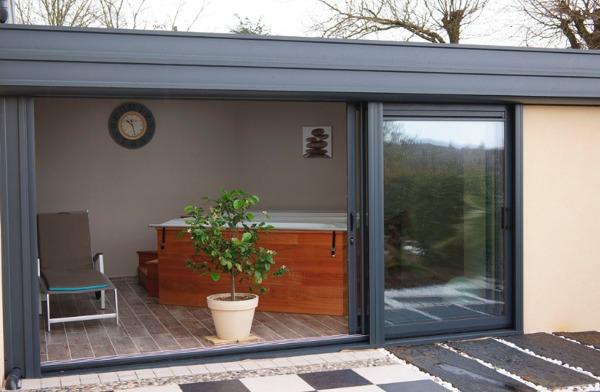 Presupuesto cerrar porche online habitissimo - Porches de aluminio y cristal ...