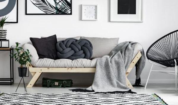 ¿Quién hace el sofá de esta imagen?