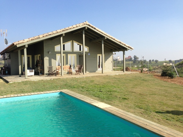 Casa de madera en Sanlucar de Barrameda _610352