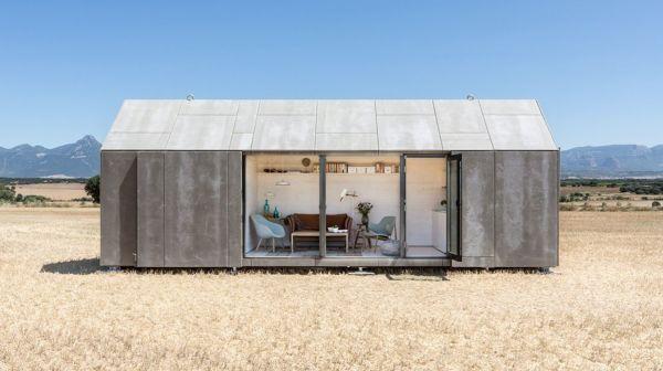 ¿Cuánto me costaría una casa prefabricada de 40m?