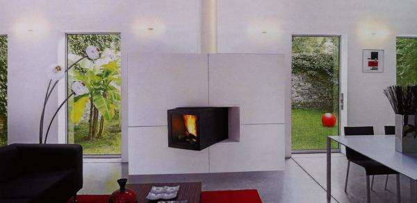 ¿Qué precio tendría esta chimenea?