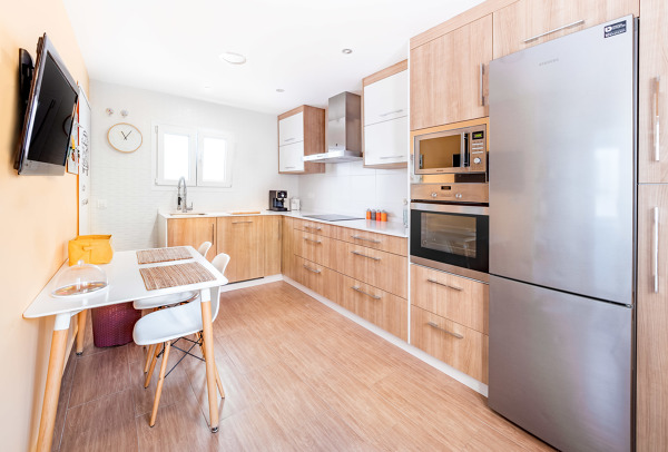 ¿Cuántos metros cuadrados tiene esta cocina?