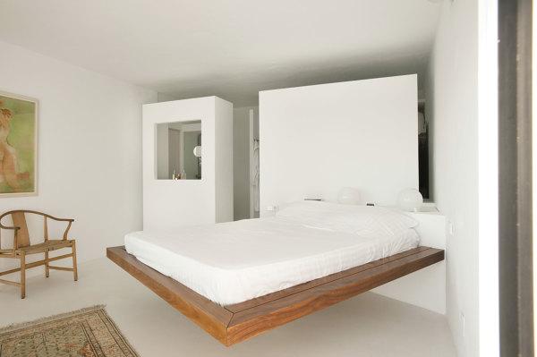 Cómo se sujeta el bastidor de esta cama? - Habitissimo
