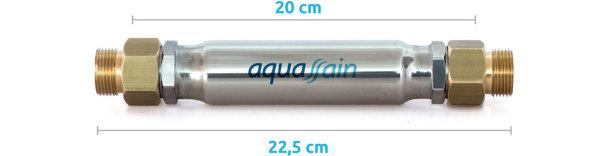¿Aquassain es un descalcificador de fiar ?
