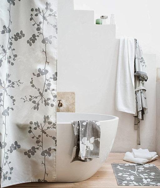 Cortinas De Baño H&M: sobre el proyecto 8 Formas de embellecer tu baño en un fin de semana