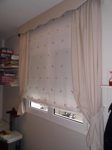 Cu nto costar an las cortinas de la foto habitissimo - Cortinas dormitorio infantil ...