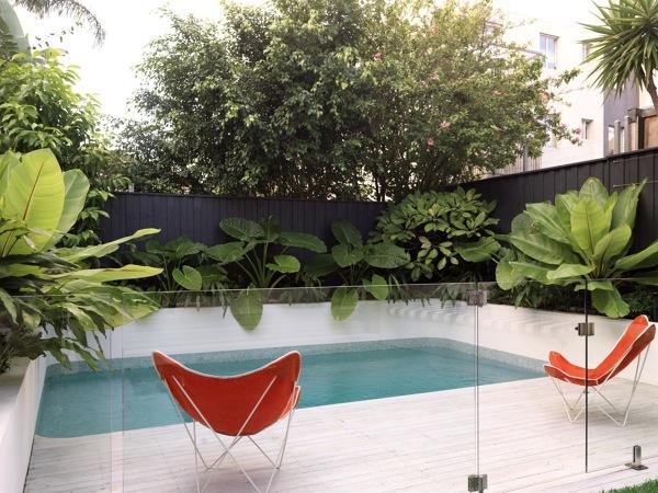 ¿Cuántos metros puede tener esta piscina?