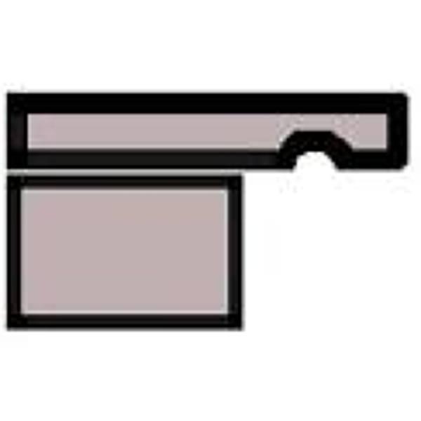 ¿Se puede poner un cerramiento de galería, tapando el goterón del techo en una terraza?