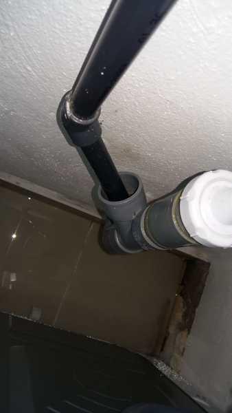 ¿Qué puedo hacer con la holgura del desagüe de la caldera?