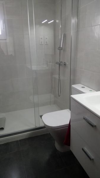 ¿Cuánto costaría la reforma parcial del baño?