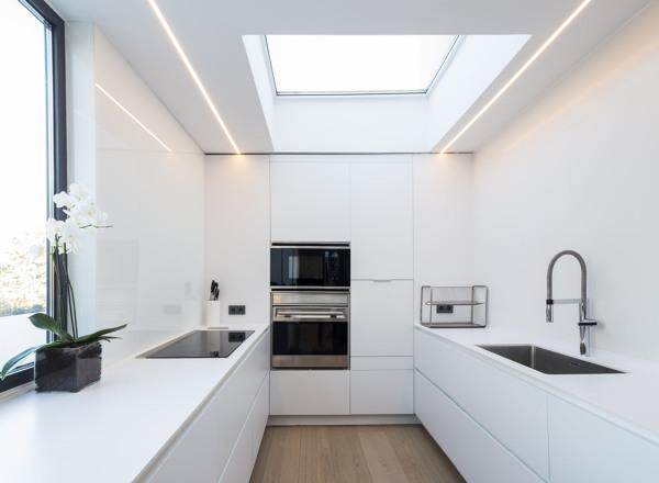 En el techo hay una claraboya o es una luz habitissimo for Claraboyas para techos