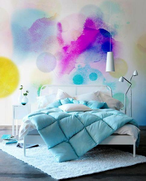 quisiera saber cuanto cuesta y si esta disponible en concreto esta imagen en papel pintado o vinilo para pegarlo a la pared sin tener que hacer el efecto
