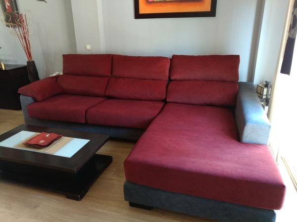 ¿Cuánto costaría una funda para sofá con chaise longue?
