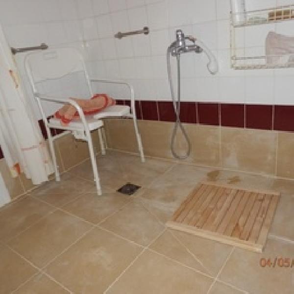 Precio para estas duchas geriátricas