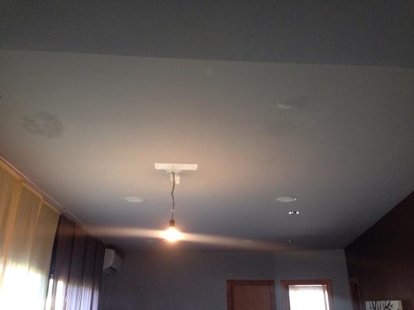 ¿Cuánto costaría insonorizar el techo del comedor?
