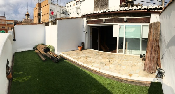 ¿Cuánto costaría una pérgola de madera o PVC de 4x2metros en Valencia?