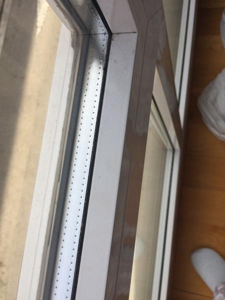 ¿Por qué entra frío por mi ventana de doble acristalamiento?
