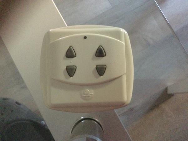 ¿Alguien tiene el manual de configuración del toldo Llaza eléctrico?