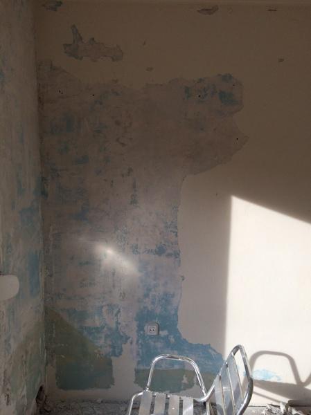 Hay alguna m quina para quitar las capas de pintura - Quitar pintura de pared ...