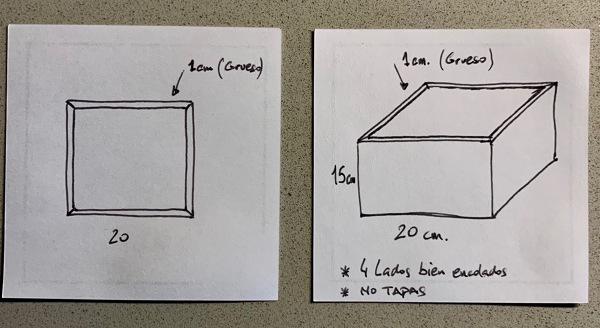 ¿Cómo fabricar estas piezas?