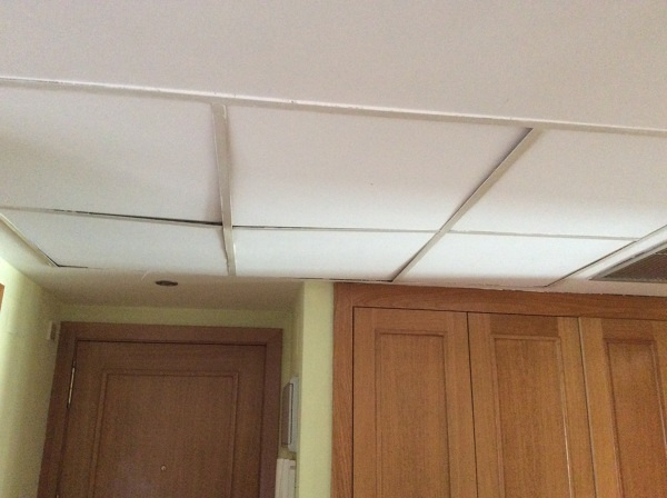 Qu opciones tengo para hacer un falso techo para aire acondicionado habitissimo - Como hacer un falso techo ...