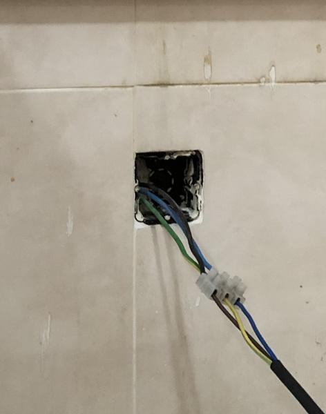 ¿Cómo realizar la conexión de la placa inducción y horno?