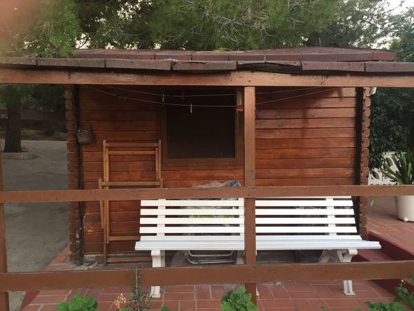 ¿Cuánto costaría reparar una casa de madera?