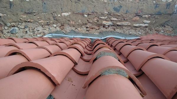 ¿Cómo arreglar el tejado?