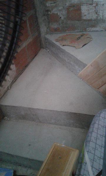 ¿Qué puedo hacer con una escalera mal hecha?