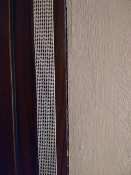 ¿Están bien instaladas estas ventanas de Climalit?